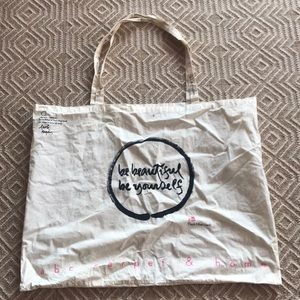 ABC Carpet & Home Canvas Bag